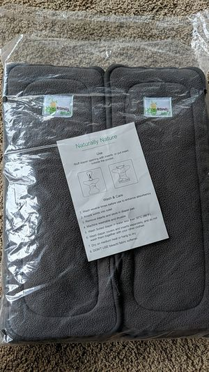 Naturally nature diaper inserts for Sale in Fairfax, VA