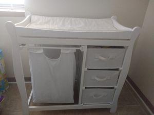 Change table & compactum for Sale in Arlington, VA