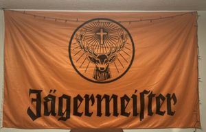 Jager flag 5 ft by 8 ft / tapestry college for Sale in Naperville, IL
