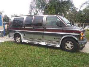 1996 van Chevy express for Sale in Winter Haven, FL
