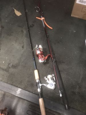 Fishing rods for Sale in Long Beach, CA