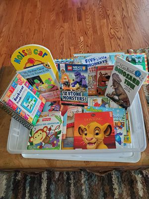 Children's books and puzzles for Sale in Saint Charles, MO