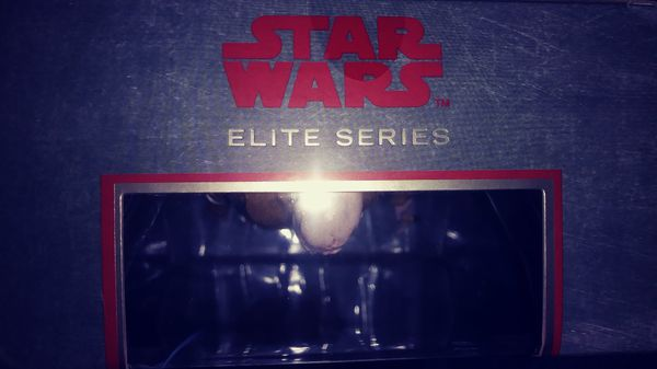 Star Wars diecast figure Disney character