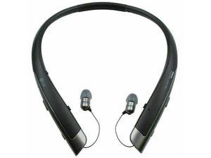 HBS-1125 Black LG TONE PLATINUM+ Bluetooth Wireless Stereo Headset LG 1125 Headset Plus Headband Headphones for Sale in Los Angeles, CA