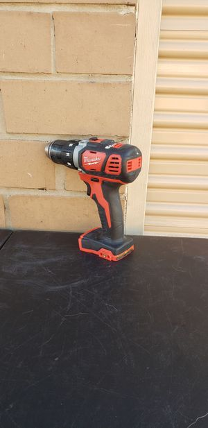 Milwaukee 18v Drill Tool Only for Sale in Irving, TX
