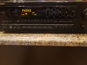 Pioneer SX-201 Vintage AM/FM Stereo Receiver for Sale in Temecula, CA