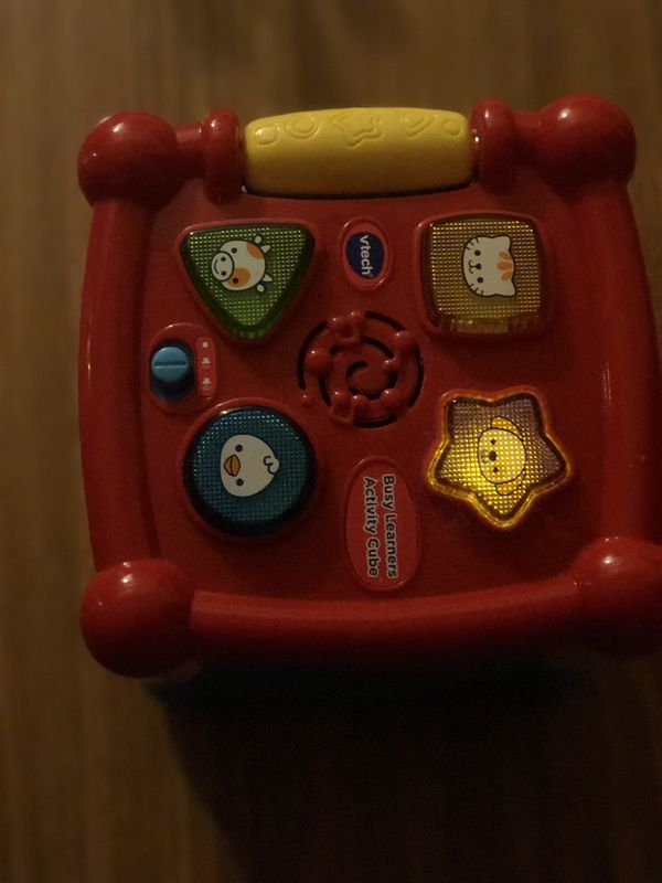 Baby learning toy