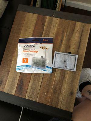 Aquarium Filter Cartridge for Sale in Los Angeles, CA