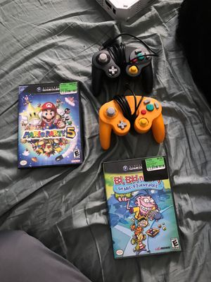 GameCube Controllers and Games for Sale in Robbins, IL