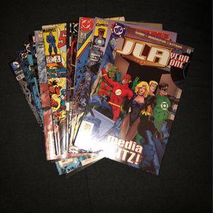 Marvel/DC Comics! for Sale in La Puente, CA