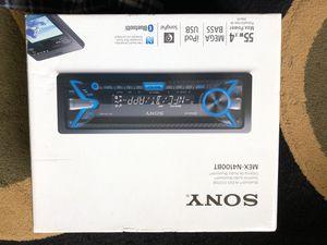 Sony Bluetooth audio system for Sale in Manassas, VA