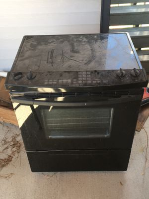 Electric range, oven for Sale in Stanwood, WA
