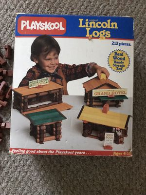 Lincoln logs for Sale in Tucson, AZ
