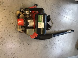 ECHO BACKPACK BLOWER. for Sale in Orlando, FL