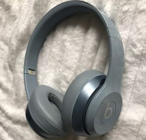 Beats by Dre Solo 2 Sky Blue for Sale in St. Louis, MO
