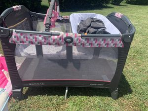 Pack and play portable bed for Sale in Murfreesboro, TN