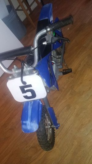 Razor mini motor bike for Sale in Crosby, TX