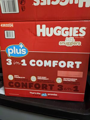 Diapers size 1 for Sale in Puyallup, WA