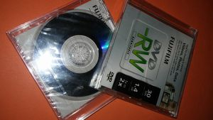 Fujifilm 1.4GB Mini DVD-RW For Camcorder (2pk) for Sale in Lynchburg, VA
