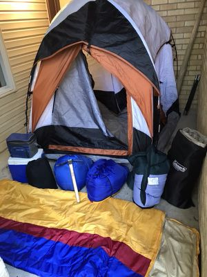Complete camping package first 100.00 for Sale in Nashville, TN