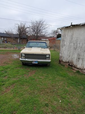 85 chevy c10 for Sale in Abilene, TX