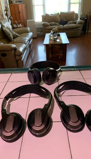 Wireless headphones Rosen. I used them i my Toyota Sienna for Sale in South Gate, CA
