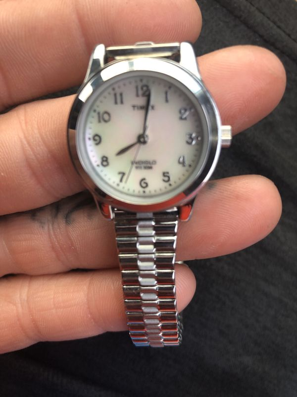 Women's timex watch