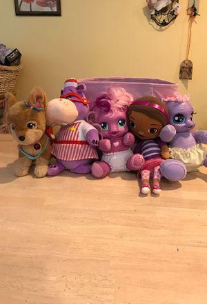 Stuffed animals for Sale in Attleboro, MA