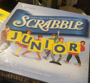 Scrabble Junior, Checkers, Neo pets, Pictionary Junior for Sale in Havre de Grace, MD