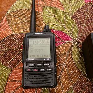 YAESU FT-2D HAM RADIO. *NO TRADES* for Sale in Philadelphia, PA