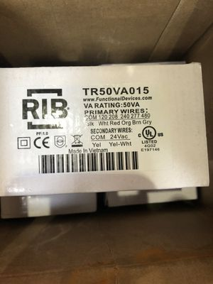 (3) bundle of RIB transformers TR50va015 for Sale in Queens, NY