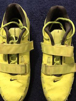 Nike Romaleos 2 for Sale in Snohomish,  WA