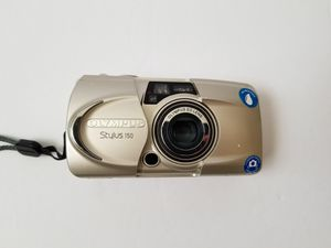 Olympus stylus 150 film camera for Sale in Menifee, CA