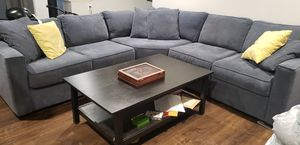 Living Spaces Alder Sectional for Sale in Sunnyvale, CA