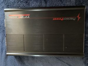 Subwoofer amp for Sale in Rancho Cucamonga, CA