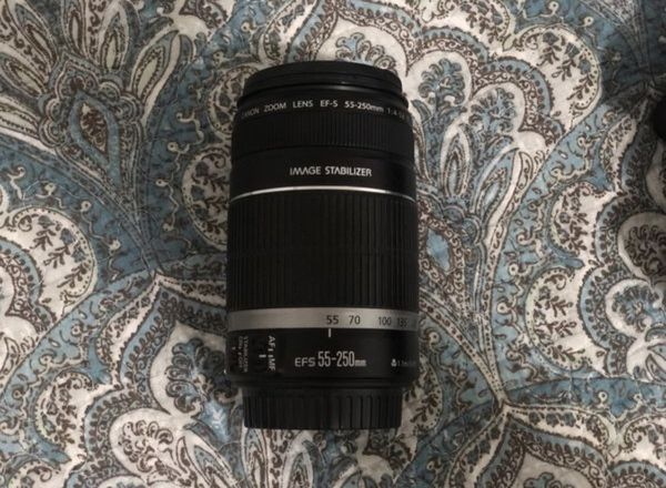 Canon Rebel T3I w/ Lenses and EXTRAS