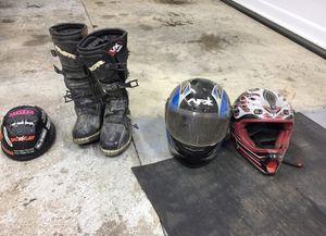 Motorcycle gear for Sale in Staunton, VA