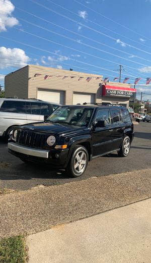 2007 Jeep Patriot limited 4x4 for Sale in Bellmawr, NJ