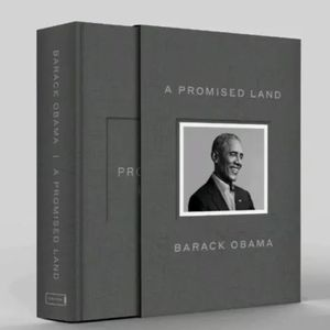 A Promised Land Barack Obama Deluxe Signed Edition for Sale in Fresno, CA