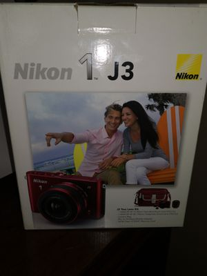 Nikon 1 J3 for Sale in Fort Worth, TX
