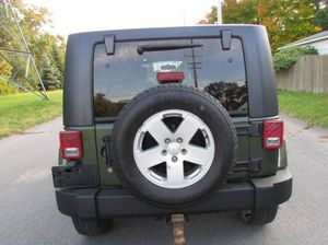 Good-looking 2007 Jeep Wrangler Unlimited Sahara for Sale in PA, US
