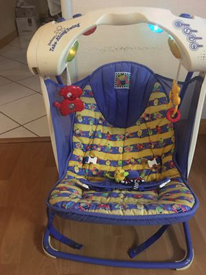 Free baby swing (pending pick up) for Sale in San Diego, CA