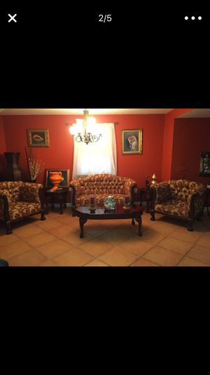 Living room set for Sale in Hialeah, FL