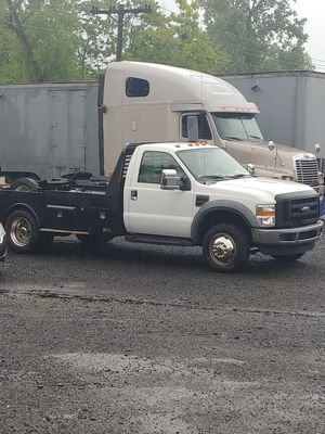 2009 Ford F-450 four by four automatic for Sale in Hartford, CT
