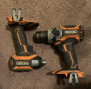 Ridgid drill sergeants for Sale in Youngstown, OH