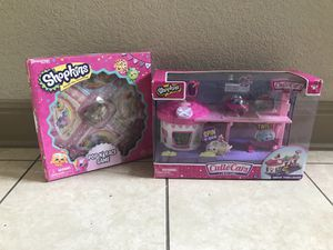 Shopkins game and play pack for Sale in Kyle, TX