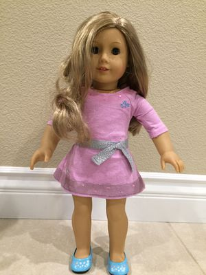 American Girl Truly Me #24 Doll Long Blonde Hair/Brown Eyes for Sale in Moapa, NV