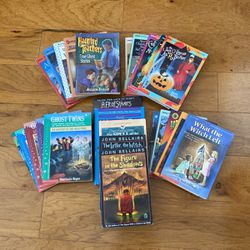 Lot Of 25 Ghosts Story Books For Kids. for Sale in Huntington Beach,  CA