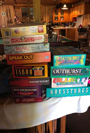 Board games for Sale in Louisburg, NC