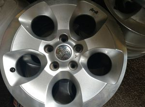 2010 Original Jeep wheels for Sale in Godley, TX